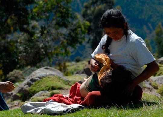 Promoción de la lactancia materna para prematuros moderados