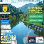 Marcha ciclista en El Ronquillo a beneficio de la Fundación Gota de Leche