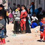 Visita del Alto Comisionado de las Naciones Unidas para los Refugiados a Siria