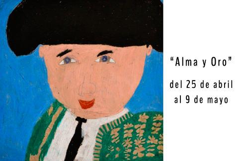 """""""Alma y Oro"""", exposición a beneficio de la Fundación Gota de Leche"""